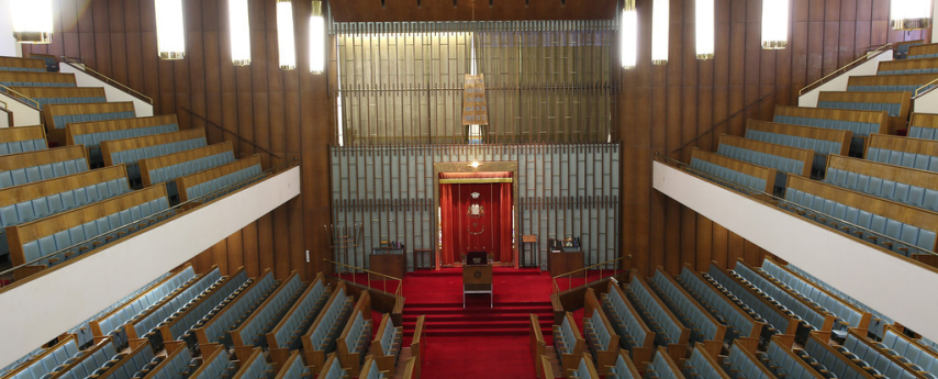The Main Sanctuary
